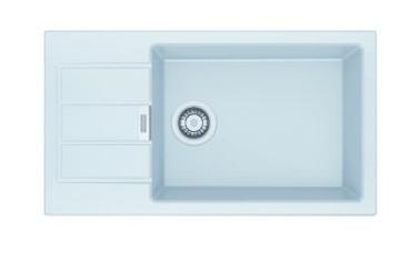 Врезная кухонная мойка Franke Sirius Slim SUD 611-78 XL полярный белый