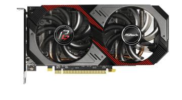 Видеокарта ASROCK Radeon RX 5500 XT 8GB GDDR6 Phantom Gaming D (RX5500XT PGD 8GO)