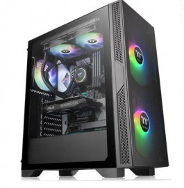 Корпус Thermaltake T25 Tempered Glass