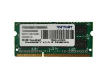 Оперативная память 8 GB 1 шт. Patriot Memory SL PSD38G16002S