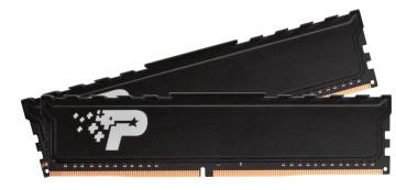 Оперативная память Patriot Memory SL Premium 16GB (8GBx2) DDR4 3200MHz PSP416G3200KH1
