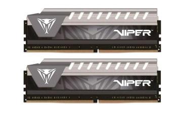 Оперативная память Patriot Memory VIPER ELITE 16GB (8GBx2) DDR4 2666MHz PVE416G266C6KGY