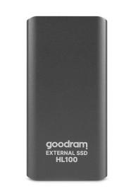 Внешний жесткий диск GOODRAM External 512Gb HL100 SSDPR-HL100-512