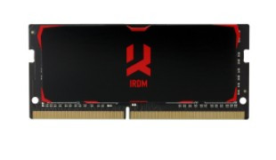 Оперативная память DDR4 SODIMM 16Gb 3200MHz GOODRAM Iridium IR-3200S464L16A/16G