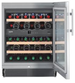 Встраиваемый винный шкаф LIEBHERR UWTes 1672 Vinidor