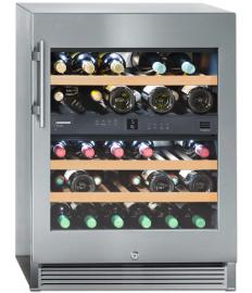 Встраиваемый винный шкаф LIEBHERR WTes 1672 Vinidor
