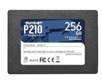 Твердотельный накопитель Patriot Memory 256 GB (P210S256G25)