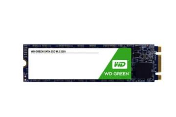 Твердотельный накопитель Western Digital WD Green SATA 240 GB (WDS240G2G0B)
