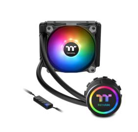 Водяное охлаждение Thermaltake TH120 ARGB Sync AIO Liquid Cooler для Intel LGA 1200/115x/775 AMD FMx/AMx (CL-W285-PL12SW-A)