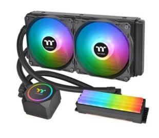 Водяное охлаждение Thermaltake Floe RC360 CPU & Memory (CL-W290-PL12SW-A)