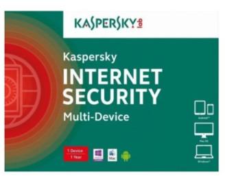 ПО Kaspersky Internet Security Multi-Device Russian Edition. 5-Device 1 year Base Box