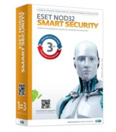 ПО ESET NOD32 Smart Security Platinum Edition - лицензия на 2 года на 3ПК (Family)