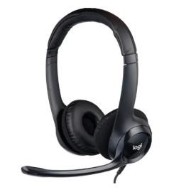 Компьютерная гарнитура Logitech H390 Headset Stereo USB