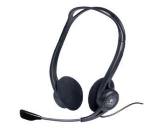 Компьютерная гарнитура Logitech H340 Headset Stereo USB 981-000475