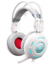 Компьютерная гарнитура Gaming headset A4TECH BLOODY G300 WHITE