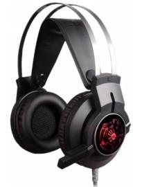 Компьютерная гарнитура Gaming headset A4TECH BLOODY G430 черный 2.3м