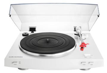 Виниловый проигрыватель Audio-Technica AT-LP3 white