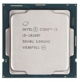 Процессор Intel Core i3-10100F (Gen.10)