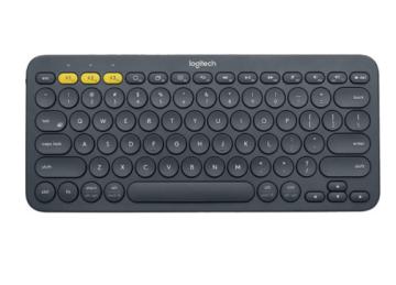 Клавиатура беспроводная Logitech Wireless K380 Dark Grey Wireless Bluetooth 920-007584