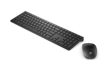Комплект беспроводной клавиатура+мышь HP Pavilion 800 Wireless Black (4CE99AA)