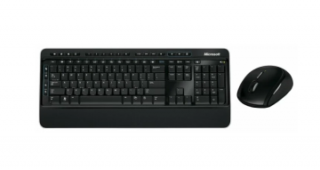 Беспроводной комплект Microsoft Wireless Desktop 3050 with AES USB Port Retail