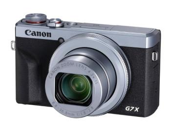 Фотоаппарат Canon PowerShot G7 X Mark III
