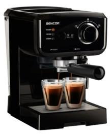 Кофемашина Sencor SES 1710BK
