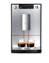 Кофемашина Melitta E950-103 Solo silver espresso