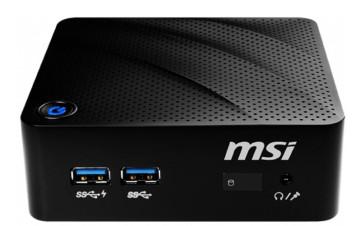 Системный блок MSI Cubi N 8GL N4000 4GB 64GB SSD W10P