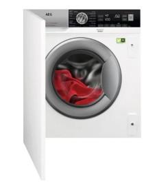 Встраиваемая стиральная машина AEG L8FBE48SI