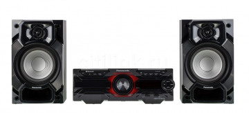 Музыкальный центр Panasonic SC-AKX320 (black)