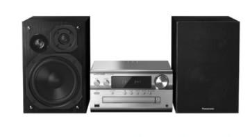 Музыкальный центр Panasonic SC-PMX92 (silver)