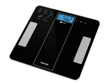 Весы напольные Sencor SBS 8000 BK