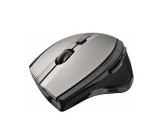 Беспроводная мышь Trust MaxTrack Wireless Mouse Black-Grey USB