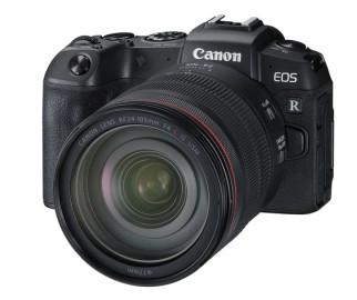 Фотоаппарат Canon EOS RP RF24-105 L