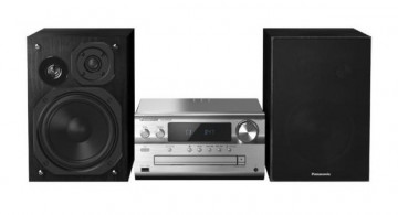 Музыкальный центр Panasonic SC-PMX90 (silver)
