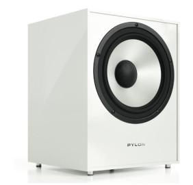 Сабвуфер Pylon Audio Pearl Sub (белый глянец)