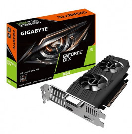 Видеокарта Gigabyte GeForce GTX 1650 4GB GDDR6 (GV-N1650OC-4GL)