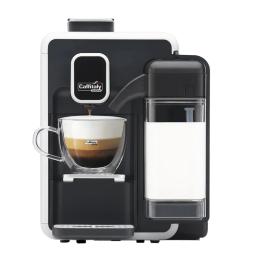 Кофемашина Caffitaly BIANCA S22 BLACK-WHITE