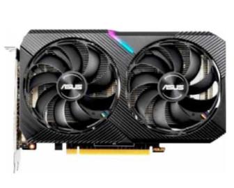 Видеокарта ASUS GeForce GTX 1650 GDDR5 4096MB 128-bit ( DUAL-GTX1650-O4GD6-MINI )