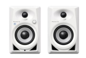 Акустическая система PIONEER DJ DM-40BT white