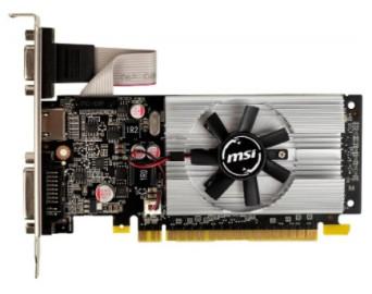 Видеокарта MSI GeForce 210 LP 1Gb (N210-1GD3/LP)
