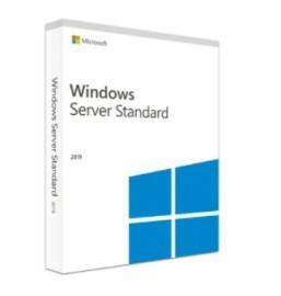 Windows Server Standard 2019 64Bit RUS 1pk OEI 16 Core