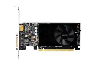 Видеокарта GIGABYTE GeForce GT 730 LP 2GB (GV-N730D5-2GL)