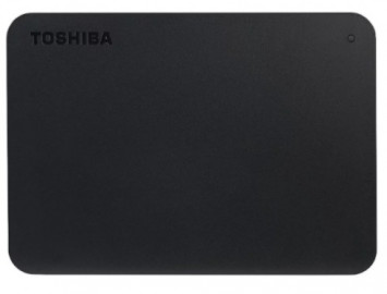 """Внешний жёсткий диск 2Tb 2.5"""" USB3.0 TOSHIBA Canvio Basics [HDTB420EK3AA]"""
