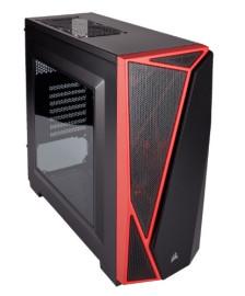 Корпус Corsair [ Carbide ] Spec-04 BLACK-RED Line