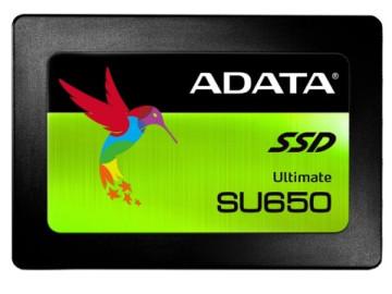 Твердотельный накопитель ADATA 240 GB Ultimate SU650 240GB (retail)