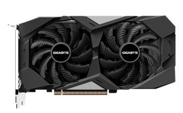 Видеокарта GIGABYTE GeForce GTX 1650 SUPER Windforce OC 4G (GV-N165SWF2OC-4GD)