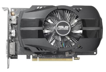 Видеокарта ASUS ATi Radeon RX 550 GDDR5 2048Mb 128-bit (PH-550-2G)