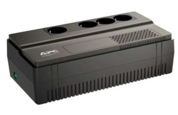 ИБП APC EASY UPS BV, 800VA/450W, 230V, AVR, 4xSchuko Outlet